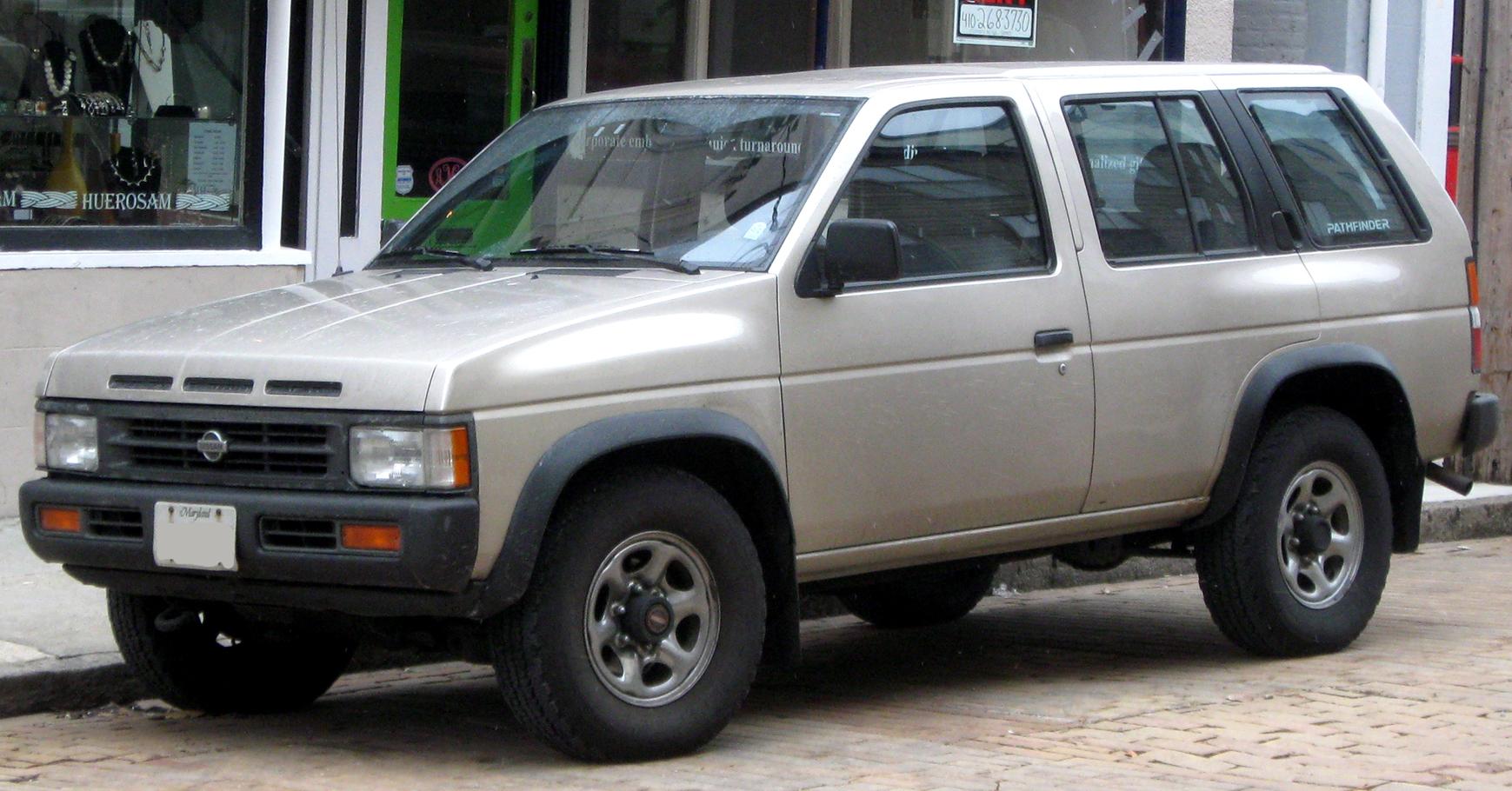 Nissan Terrano I 1986 1995 Suv 3 Door Outstanding Cars