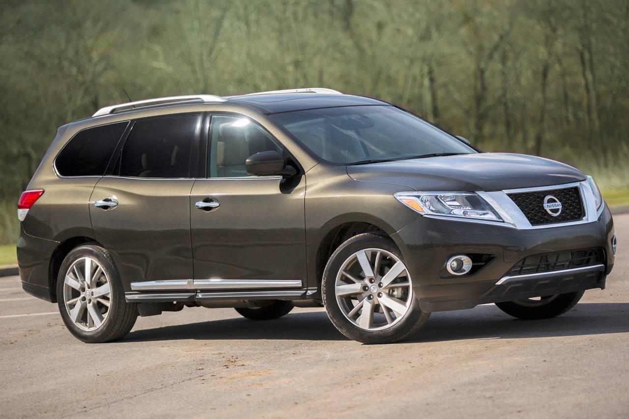 Nissan Pathfinder IV 2012 - 2016 SUV 5 door :: OUTSTANDING CARS