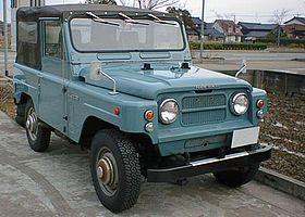 Nissan Patrol III (K160, K260) 1980 - 1994 SUV 3 door #3