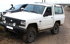 Nissan Patrol III (K160, K260) 1980 - 1994 SUV 3 door #6
