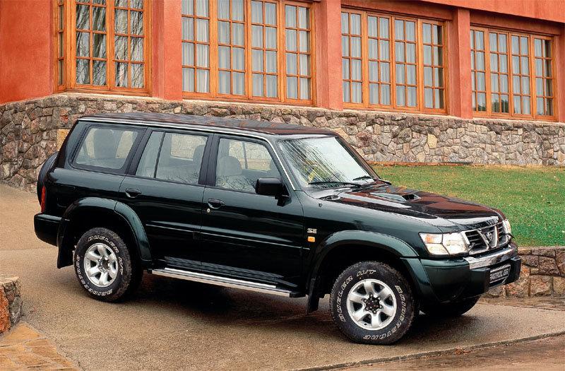 Nissan Patrol V (Y61) Restyling 2004 - now SUV 5 door #8