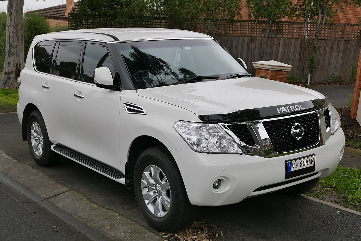 Nissan Patrol VI (Y62) Restyling 2014 - now SUV 5 door #8