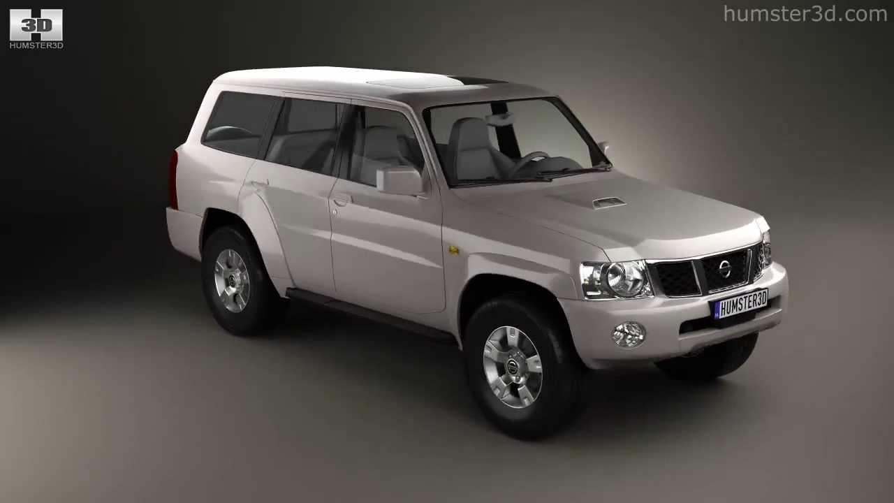 Nissan Patrol V (Y61) Restyling 2004 - now SUV 5 door #6