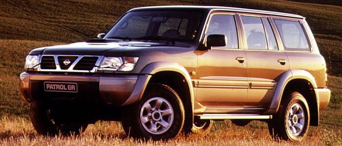 Nissan Patrol V (Y61) Restyling 2004 - now SUV 5 door #1