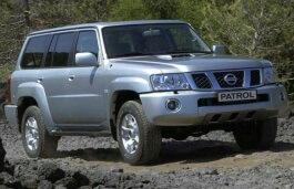 Nissan Patrol V (Y61) Restyling 2004 - now SUV 5 door #2