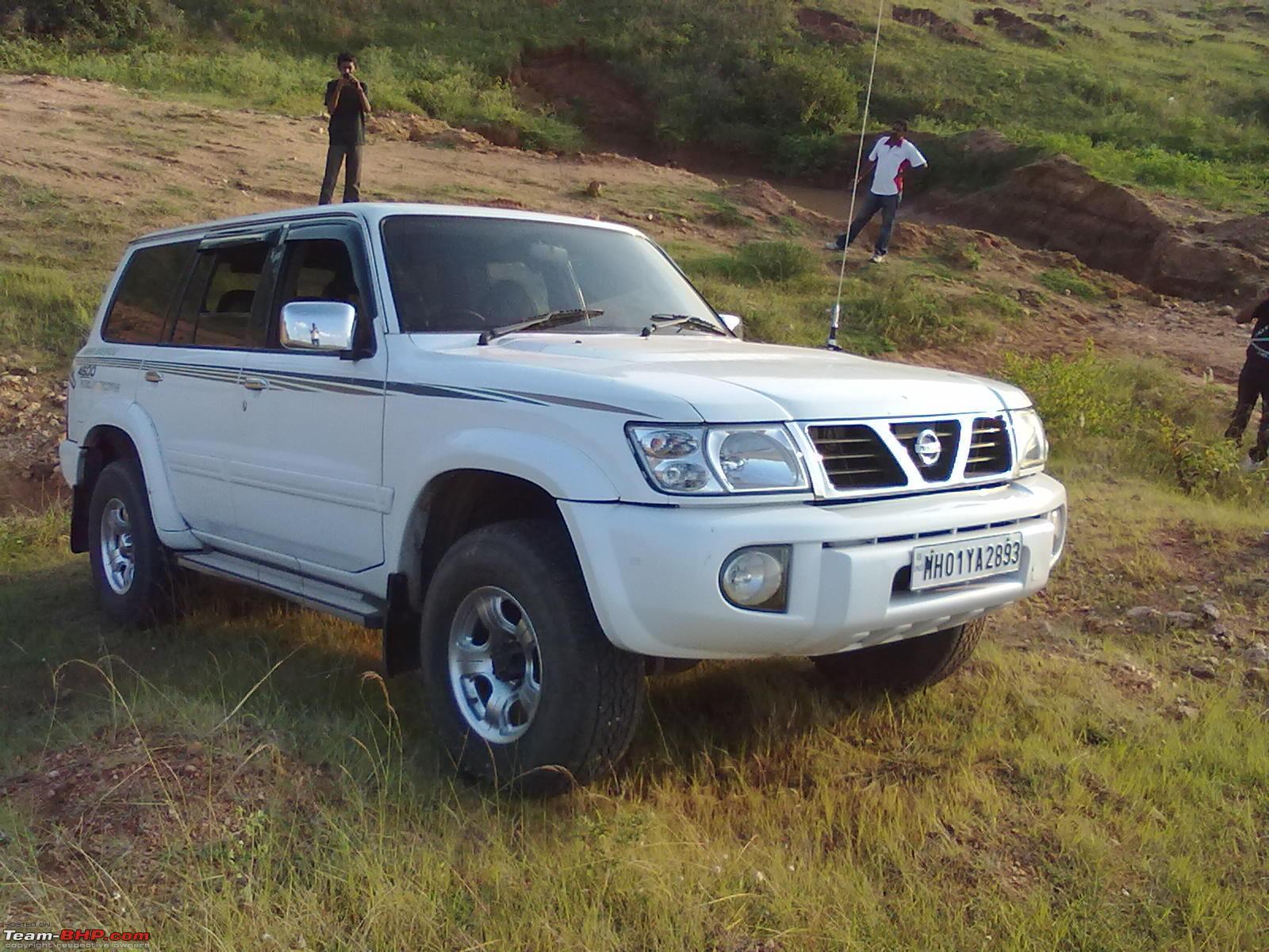 Nissan Patrol V (Y61) Restyling 2004 - now SUV 5 door #4