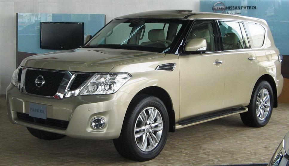 Nissan Patrol VI (Y62) Restyling 2014 - now SUV 5 door #5