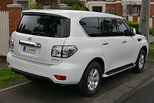 Nissan Patrol VI (Y62) Restyling 2014 - now SUV 5 door #7