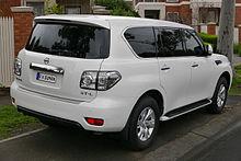 Nissan Patrol VI (Y62) Restyling 2014 - now SUV 5 door #7