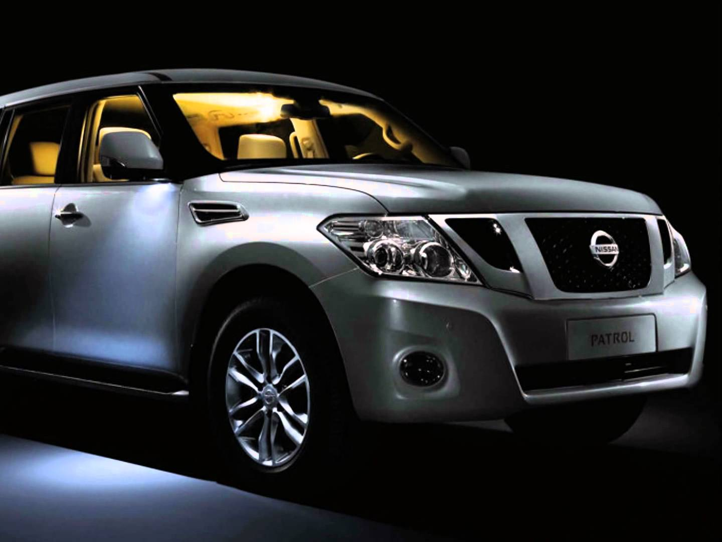Nissan Patrol VI (Y62) Restyling 2014 - now SUV 5 door #1