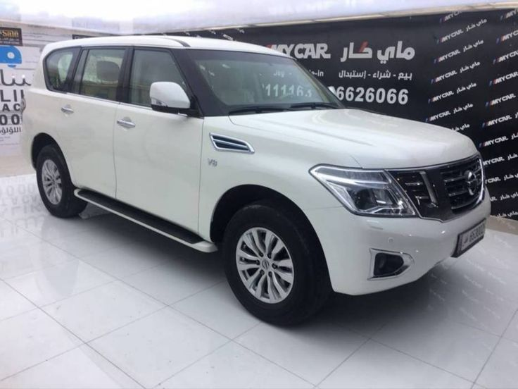 Nissan Patrol VI (Y62) Restyling 2014 - now SUV 5 door #2