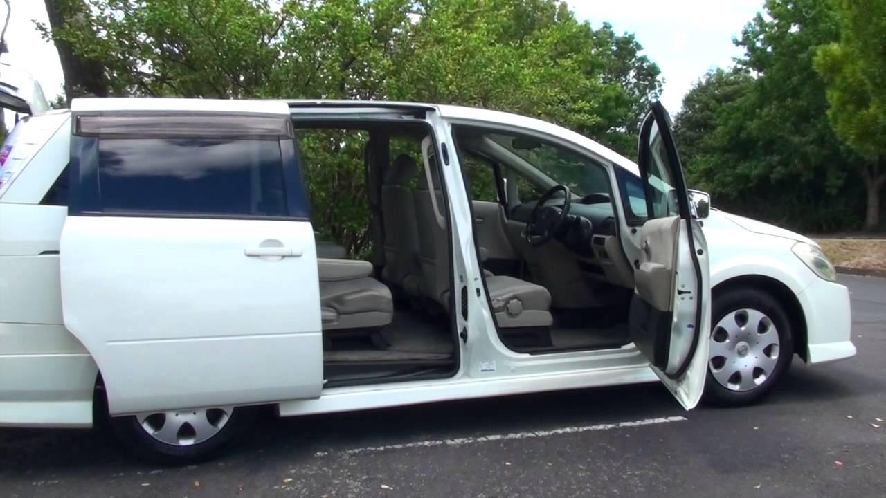 Nissan Presage II 2003 - 2009 Minivan #7