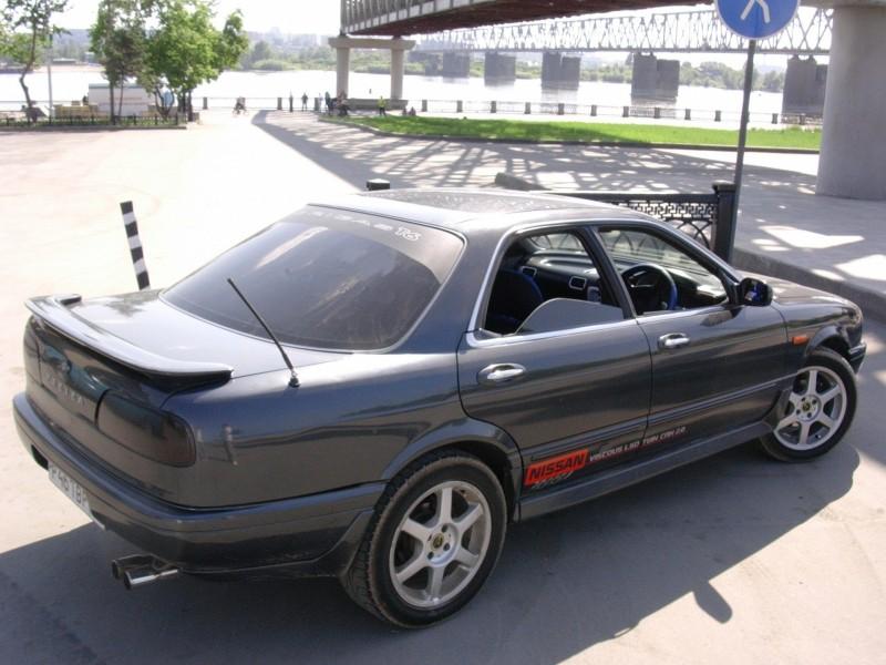 Nissan Presea I 1990 - 1995 Sedan #1