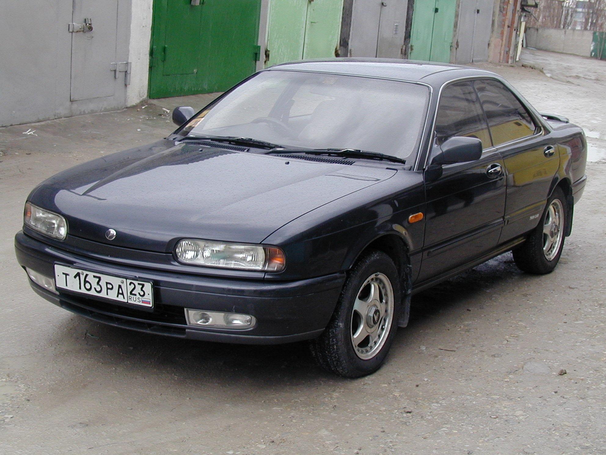 Nissan Presea I 1990 - 1995 Sedan #2