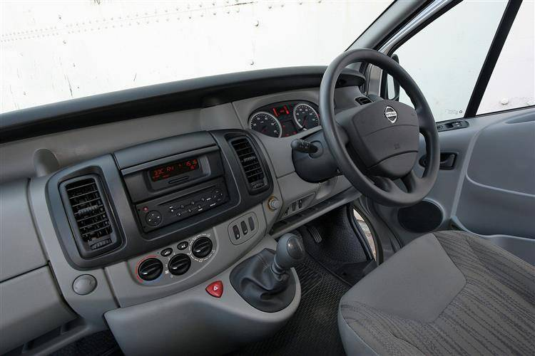 Nissan Primastar 2001 - 2014 Minivan #5