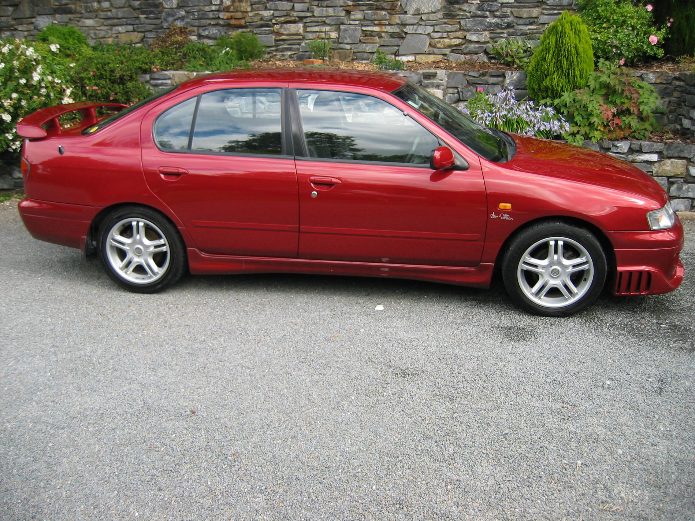 Nissan Primera II (P11) 1995 - 1999 Station wagon 5 door ...
