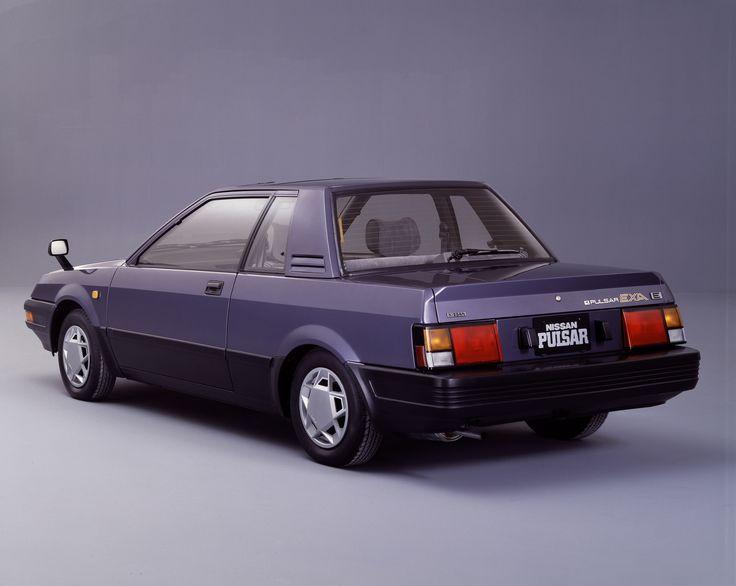 Nissan Pulsar II (N12) 1982 - 1986 Cabriolet #3