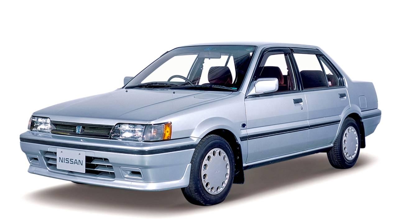 Nissan Pulsar III (N13) 1986 - 1990 Sedan #6
