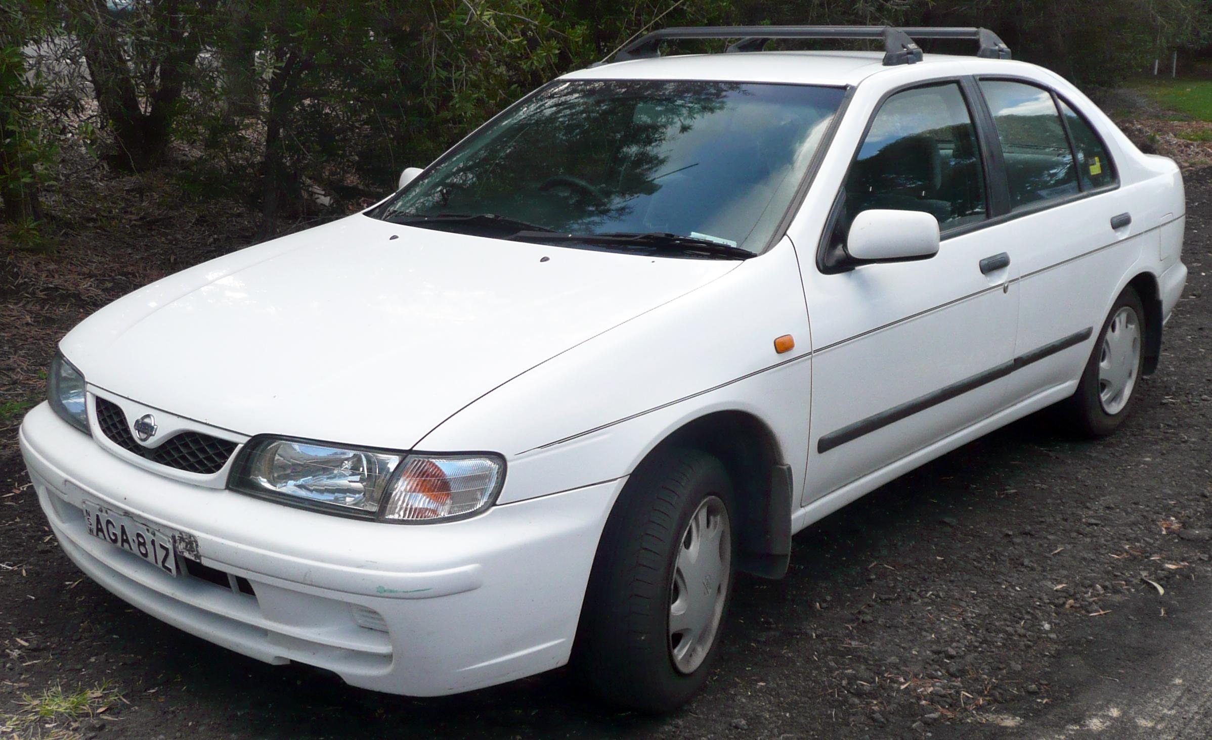 nissan pulsar v n15 1995 2000 sedan outstanding cars rh carsot com nissan pulsar sss n15 manual nissan pulsar n15 workshop manual download