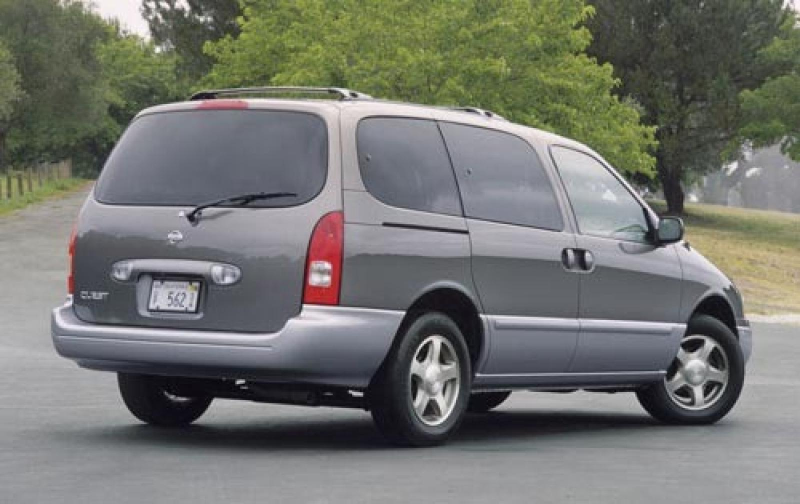 Nissan Quest Ii Minivan Exterior