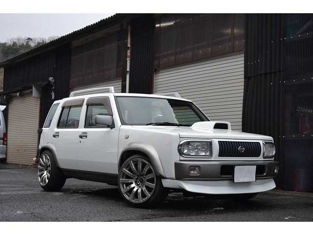 Nissan Rasheen 1994 - 2000 Station wagon 5 door #3
