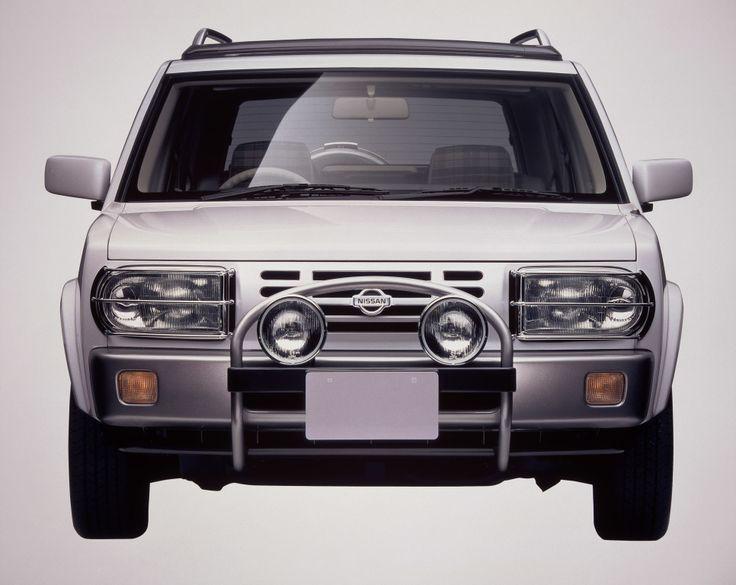 Nissan Rasheen 1994 - 2000 Station wagon 5 door #5