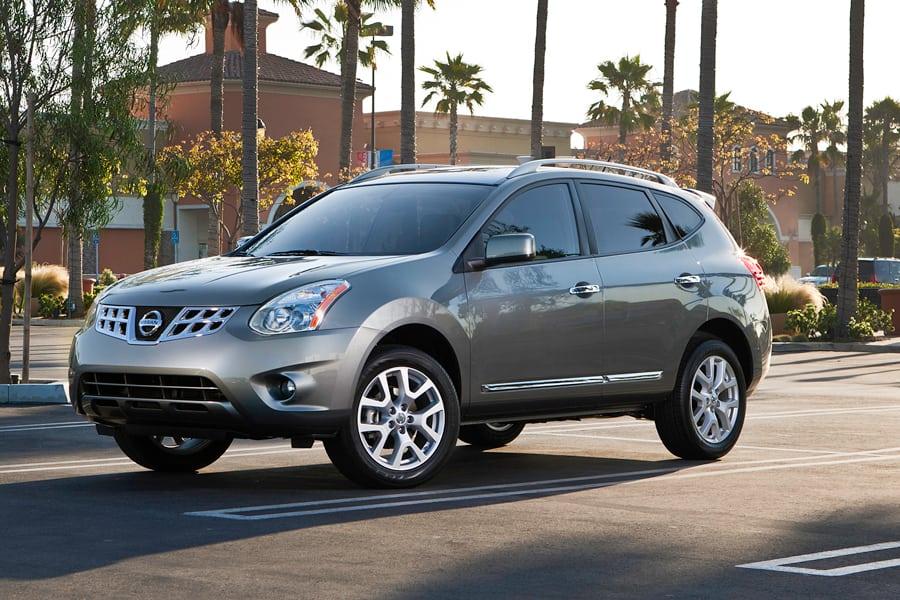 Nissan Rogue II 2013 - now SUV 5 door #7