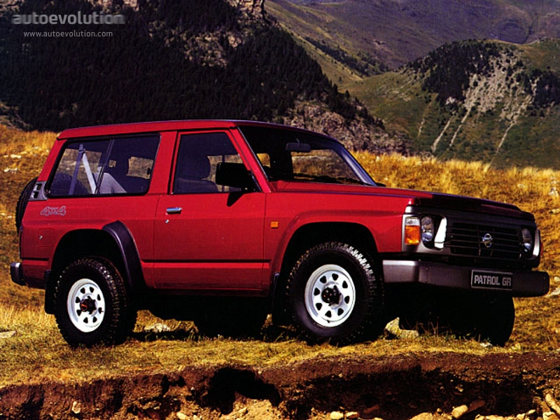 Nissan Safari IV (Y60) 1989 - 1997 SUV 3 door #5