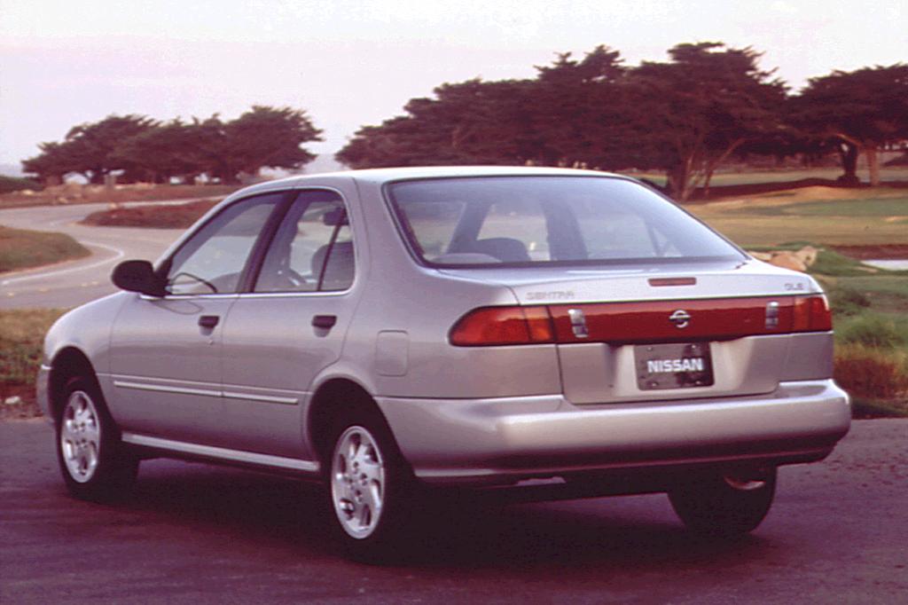 nissan sentra iv b14 1995 1999 sedan outstanding cars rh carsot com 1996 nissan sentra manual 1996 nissan sentra manual transmission