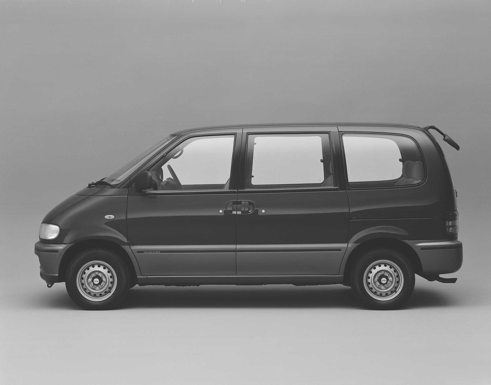 Nissan Serena I (C23) 1991 - 2002 Compact MPV #3
