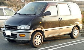 Nissan Serena I (C23) 1991 - 2002 Compact MPV #5
