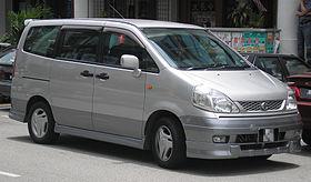 Nissan Serena I (C23) 1991 - 2002 Compact MPV #8