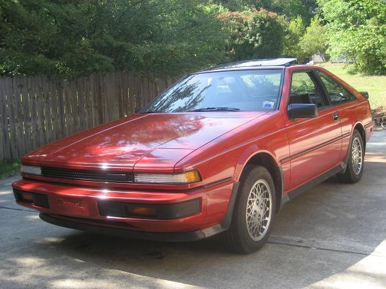 Nissan Silvia IV (S12) 1983 - 1988 Coupe #2