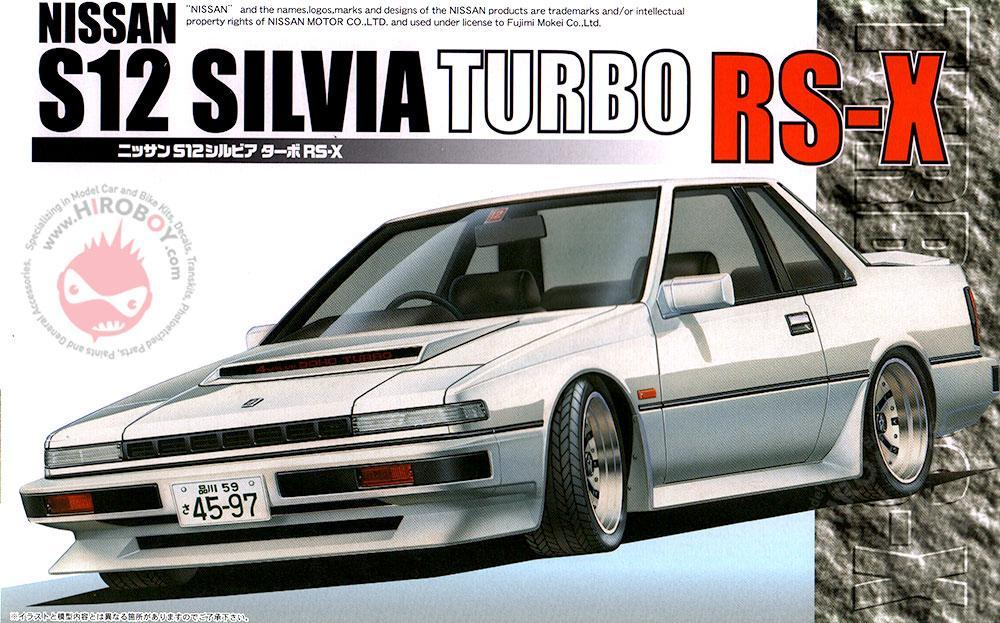 Nissan Silvia IV (S12) 1983 - 1988 Coupe #3