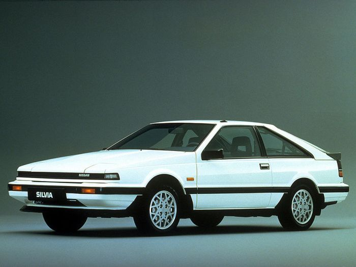 Nissan Silvia IV (S12) 1983 - 1988 Coupe #1