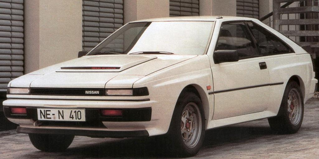 Nissan Silvia IV (S12) 1983 - 1988 Coupe #7