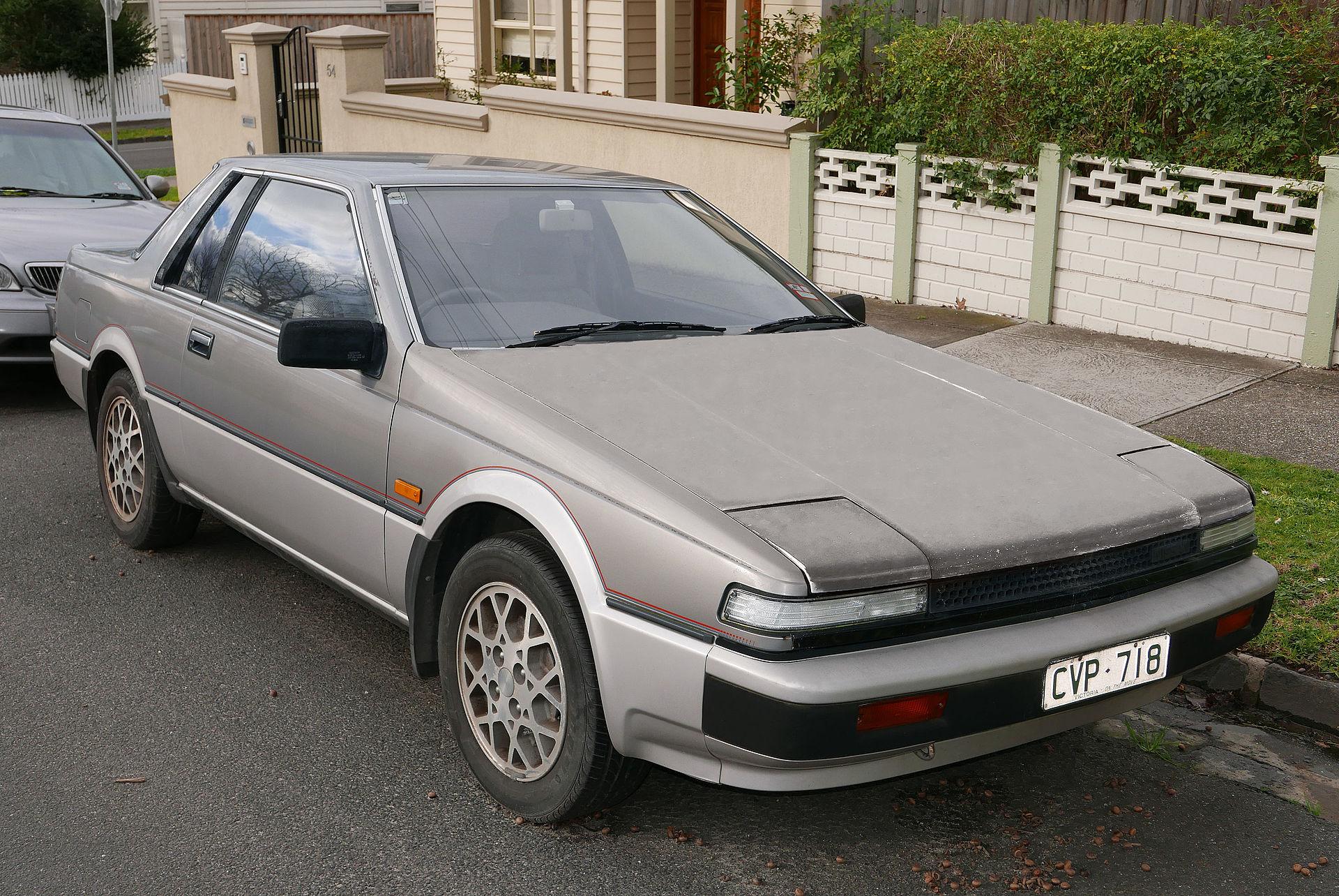 Nissan Silvia IV (S12) 1983 - 1988 Coupe #6