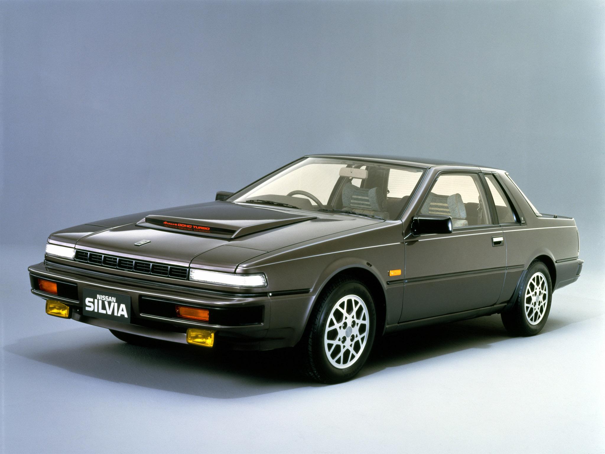 Nissan Silvia IV (S12) 1983 - 1988 Coupe #5
