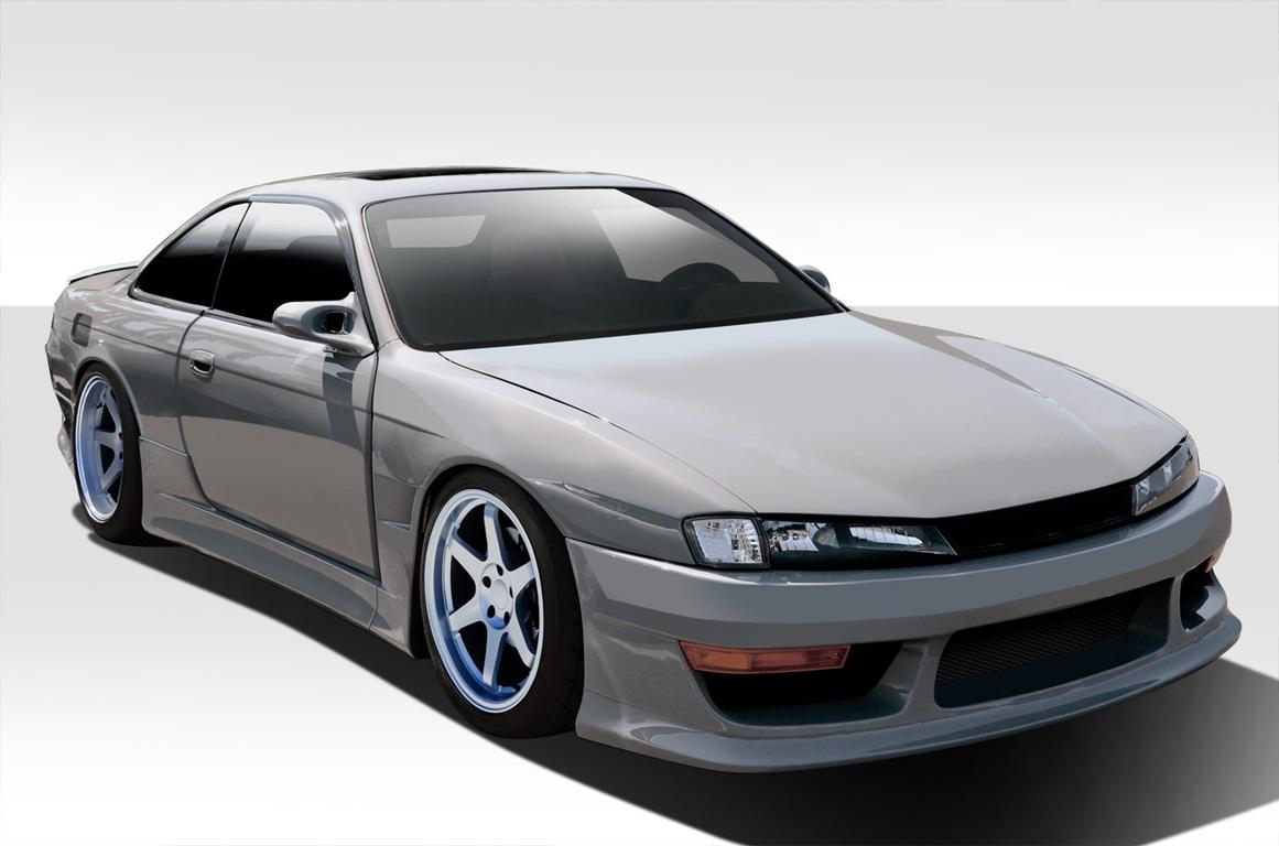 Nissan Silvia VI (S14) 1993 - 1998 Coupe #3