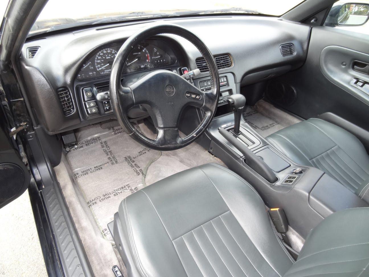 Nissan Silvia VI (S14) 1993 - 1998 Coupe #7