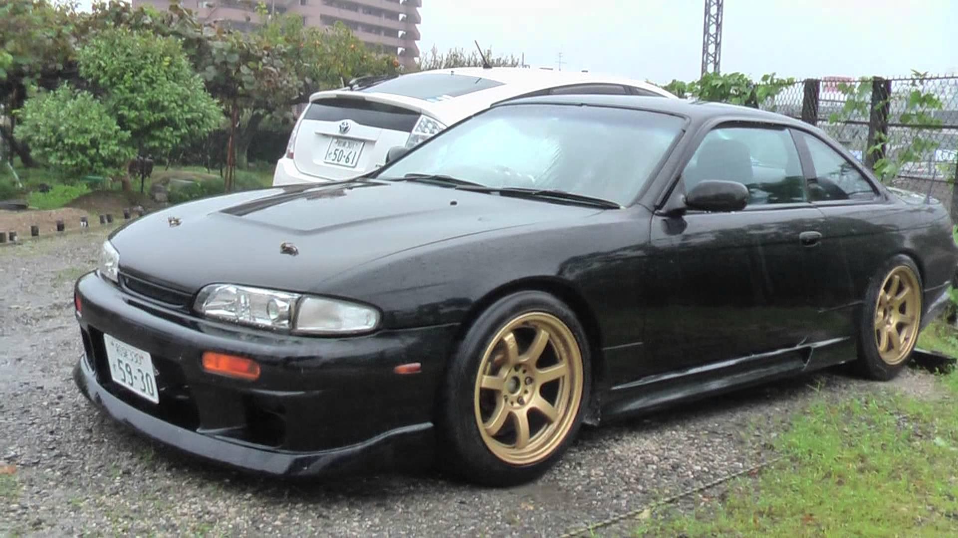 Nissan Silvia VI (S14) 1993 - 1998 Coupe #6