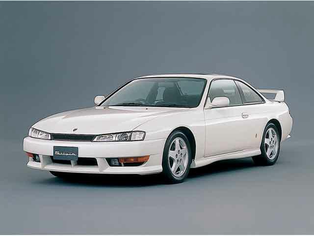 Nissan Silvia VI (S14) 1993 - 1998 Coupe #5