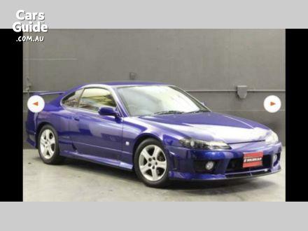 Nissan Silvia VII (S15) 1999   2002 Coupe #1