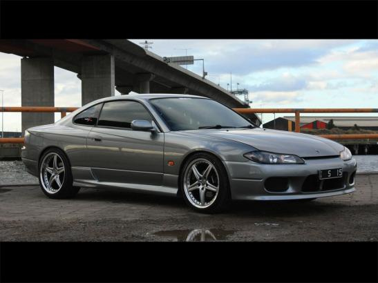 Nissan Silvia VII (S15) 1999 - 2002 Coupe #7