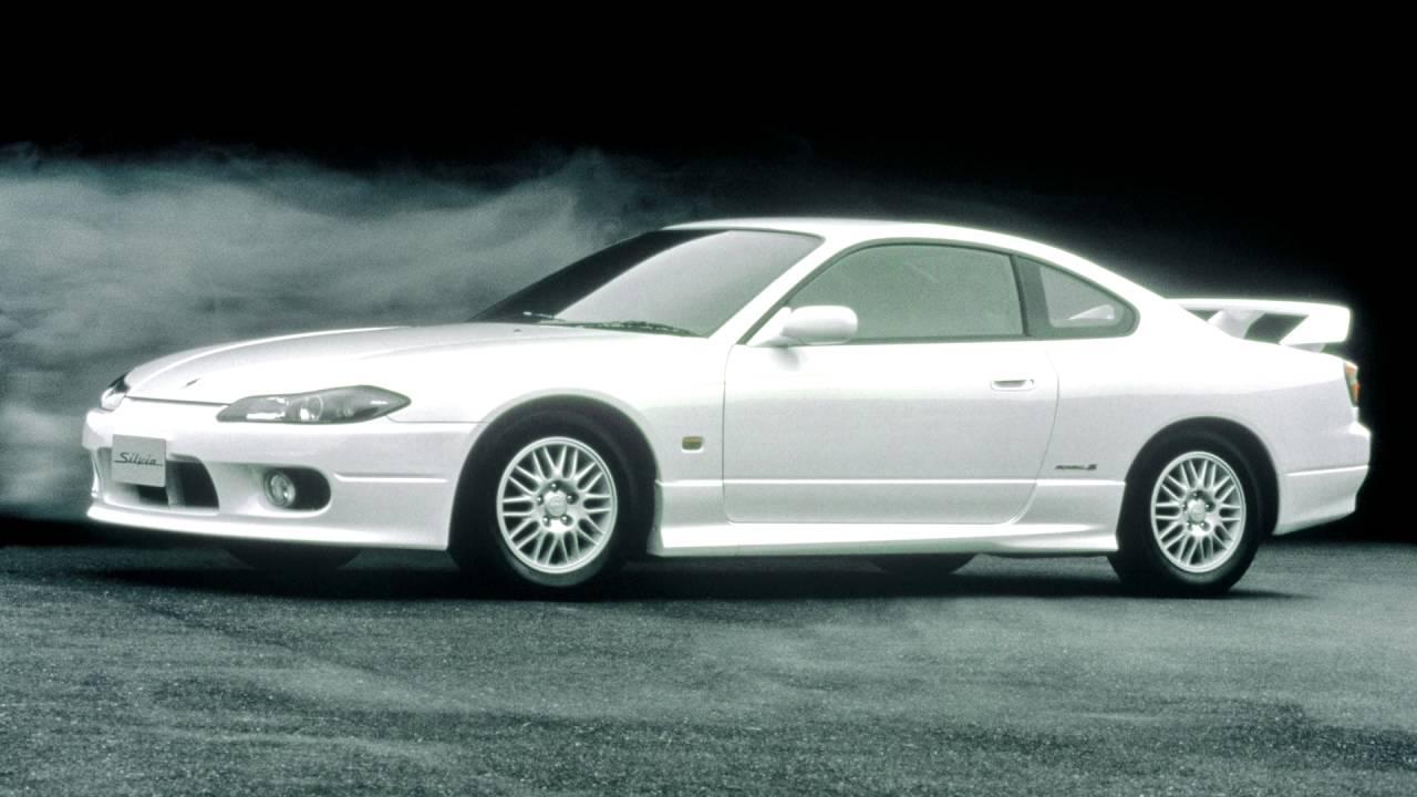 Nissan Silvia VII (S15) 1999 - 2002 Coupe #6