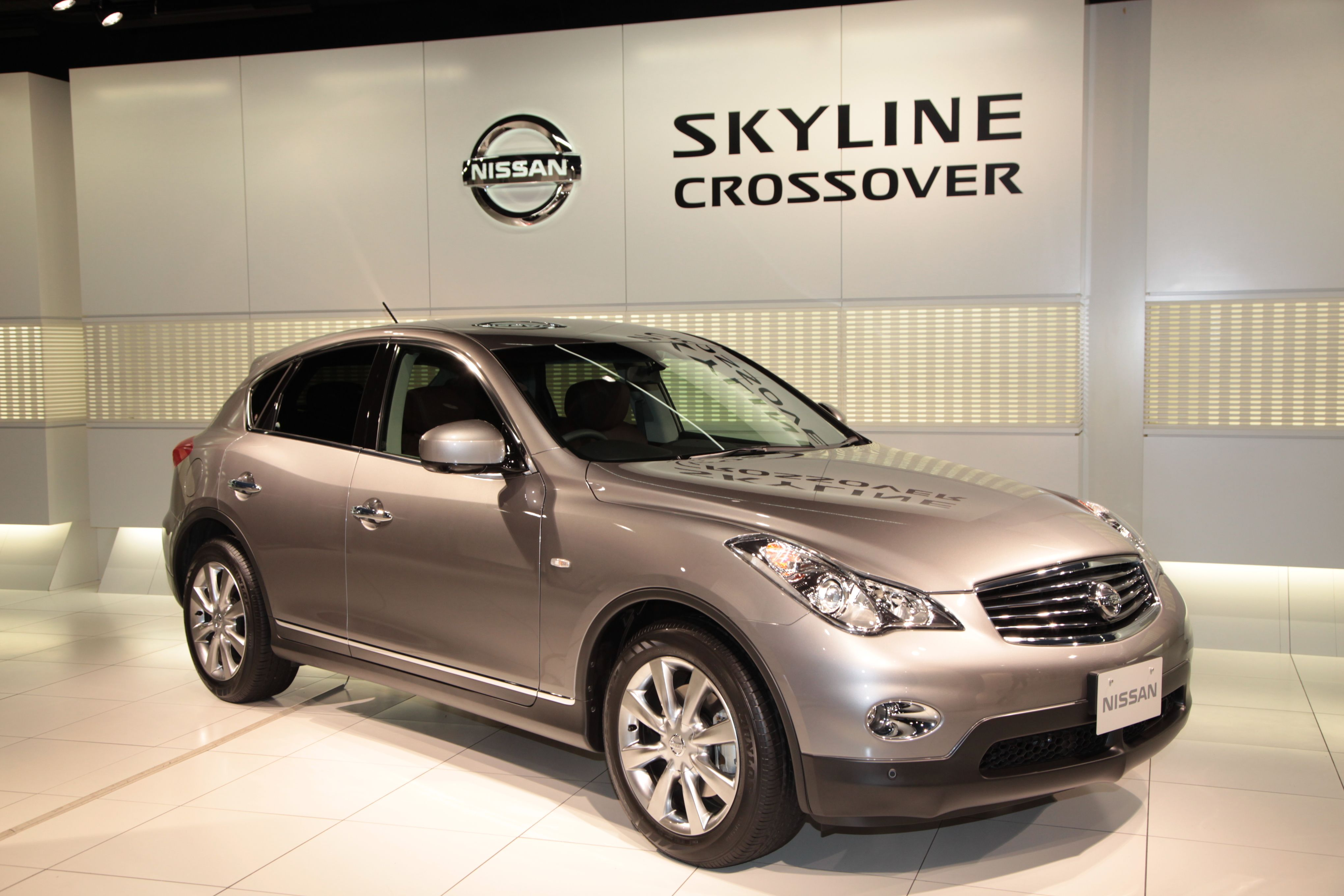 Nissan Skyline Crossover 2009 - now SUV 5 door #5