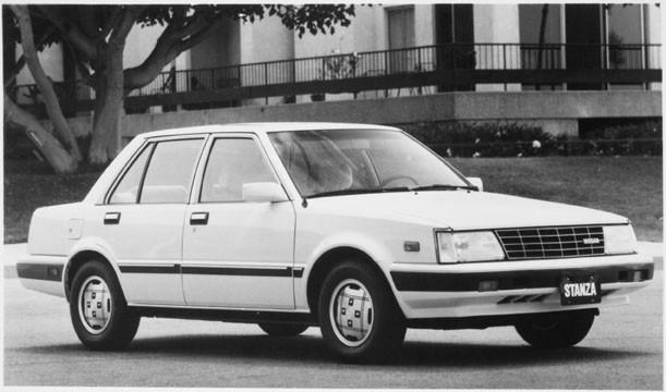 Nissan Stanza I (T11) 1981 - 1985 Hatchback 3 door #2