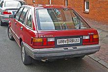 Nissan Stanza I (T11) 1981 - 1985 Hatchback 3 door #8