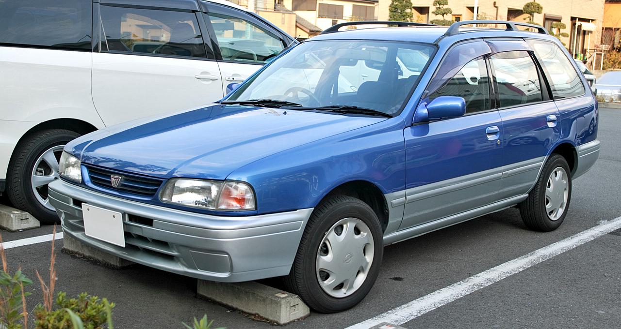Nissan Wingroad I (Y10) 1996 - 1999 Station wagon 5 door #5