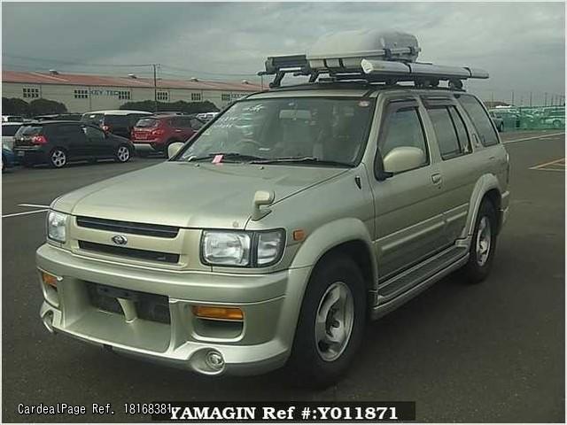 Nissan Terrano Regulus 1996 - 2002 SUV 5 door #4